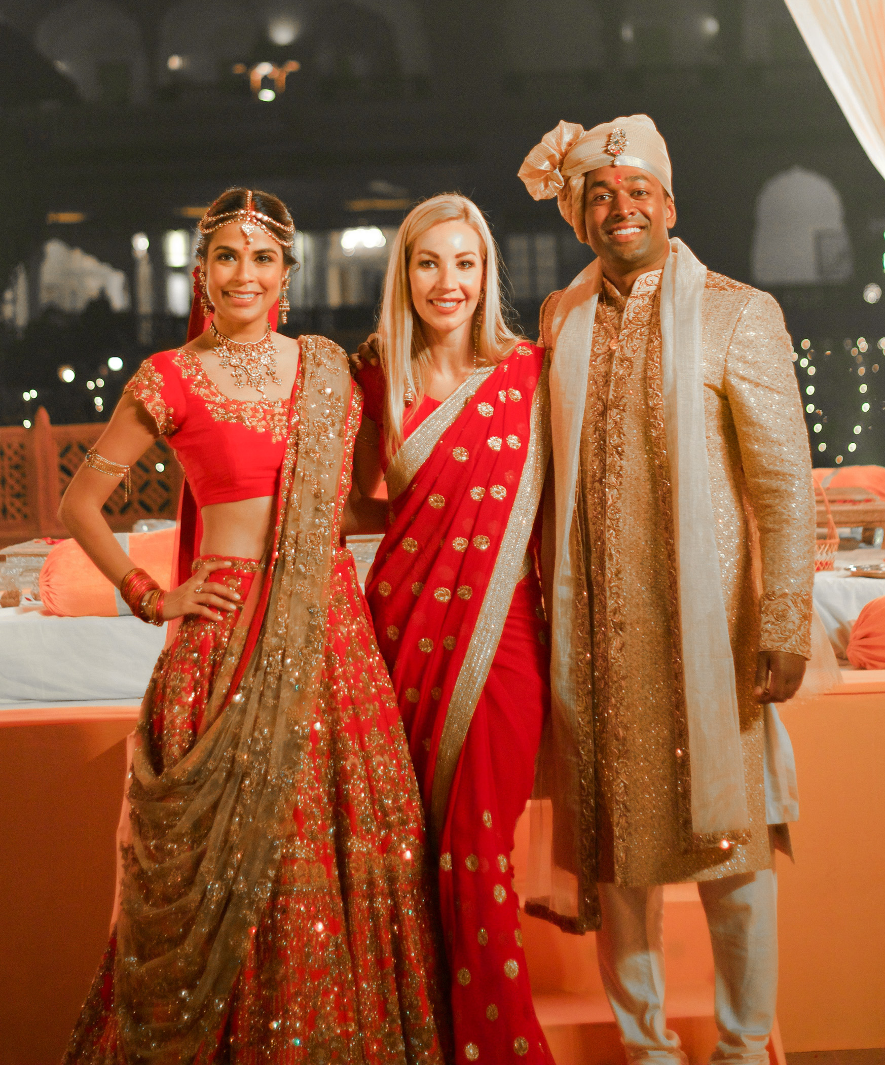 Can You Wear Red To A Wedding.The First Timers Guide To Attending An Indian Wedding